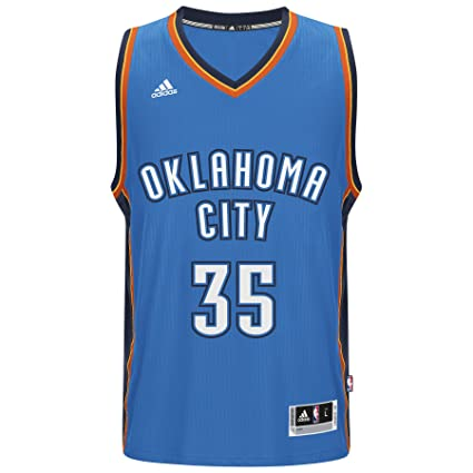 1f819bb8fe8d8 Amazon.com : adidas Kevin Durant Oklahoma City Thunder NBA Swingman ...
