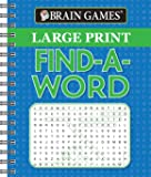 Brain Games® Large Print Find a Word