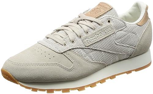 16ea14bd5b8e8 Reebok Men s s Cl Leather Ebk Fitness Shoes  Amazon.co.uk  Shoes   Bags