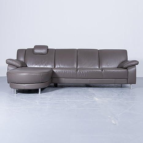 himolla Plan opoly Designer Wohnen-Luxus - Sofá marrón ...