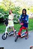 TuTu Electric Scooter with lithium Ion