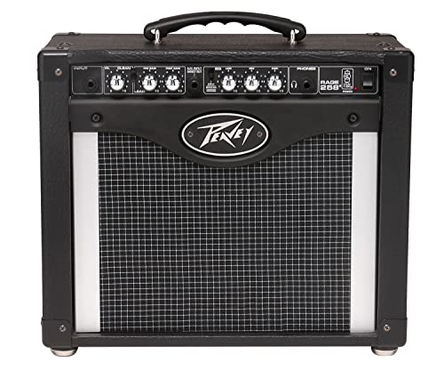 Peavey Rage 258 25w 2 Channel Electric Guitar Amplifier