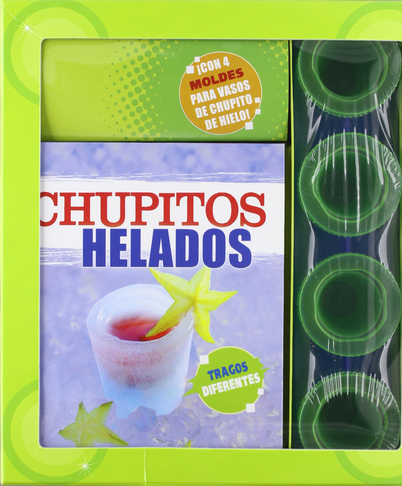 CHUPITOS HELADOS SET DE MOLDES - NGV: VARIOS(600105): 9783771600105: Amazon.com: Books