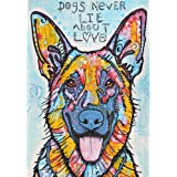 Jigsaw Puzzle 1000 Pieces- Painting Series- Dog Never Lie- for Adult Grown Ups