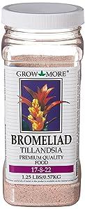 Grow More 5118 Bromeliad Tillandsia Food