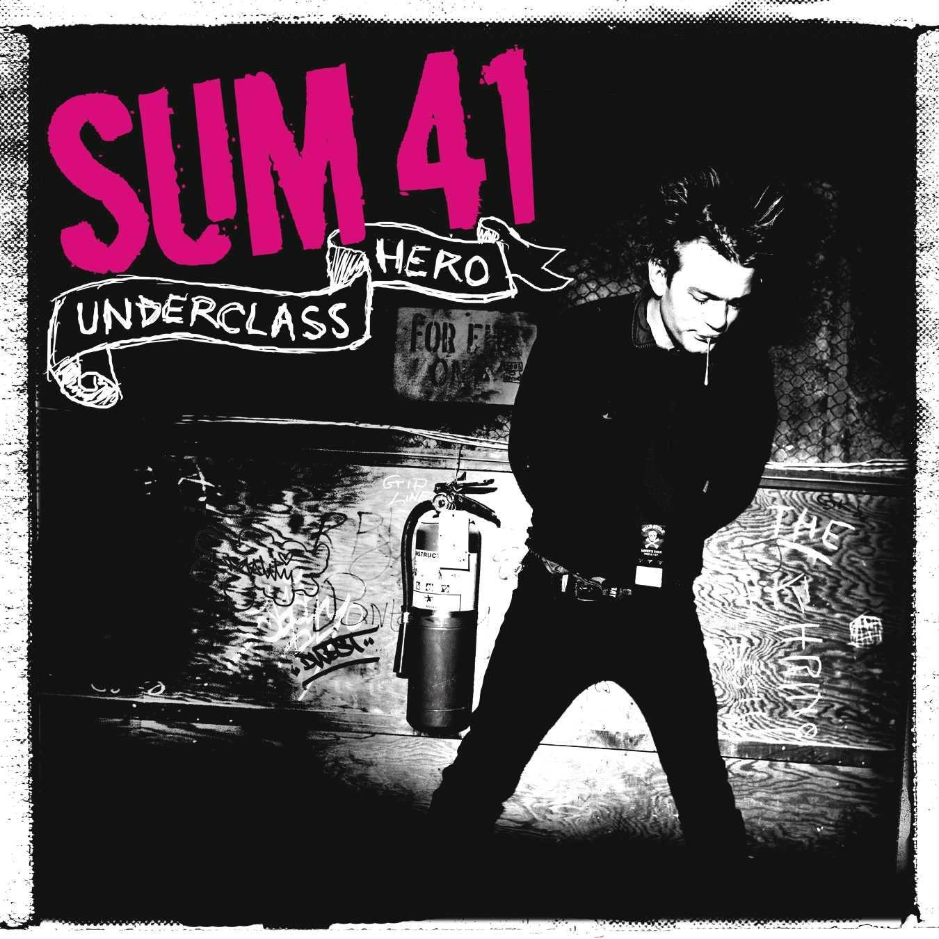 CD : Sum 41 - Underclass Hero