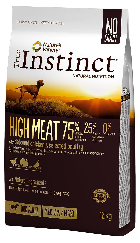 True Instinct High Meat Adult Dog Food 12 kg