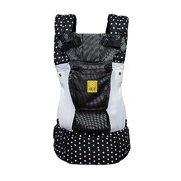 bf16da62e74 LÍLLÉbaby The COMPLETE Airflow SIX-Position 360° Ergonomic Baby   Child  Carrier