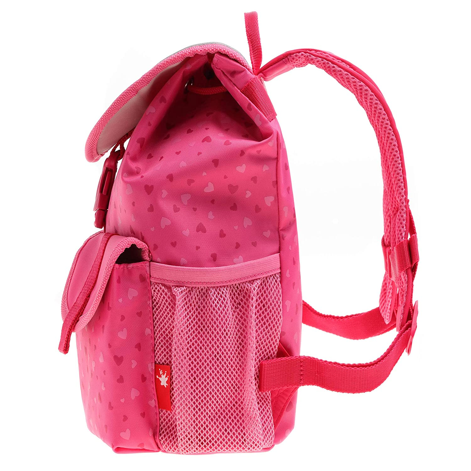 Sac /à Dos Taille M 30 cm sigikid Pinky Queeny Rose 24912 9 litres Fille