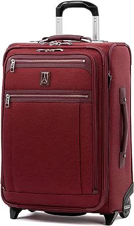 "Travelpro Platinum® Elite 22"" Expandable Carry-on Rollaboard® Suiter Suitcase"