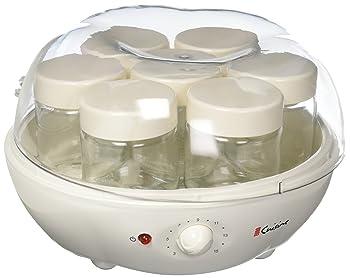 Euro Cuisine 9.5 Inch Automatic Yogurt Maker