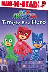 Time to Be a Hero Kindle Edition