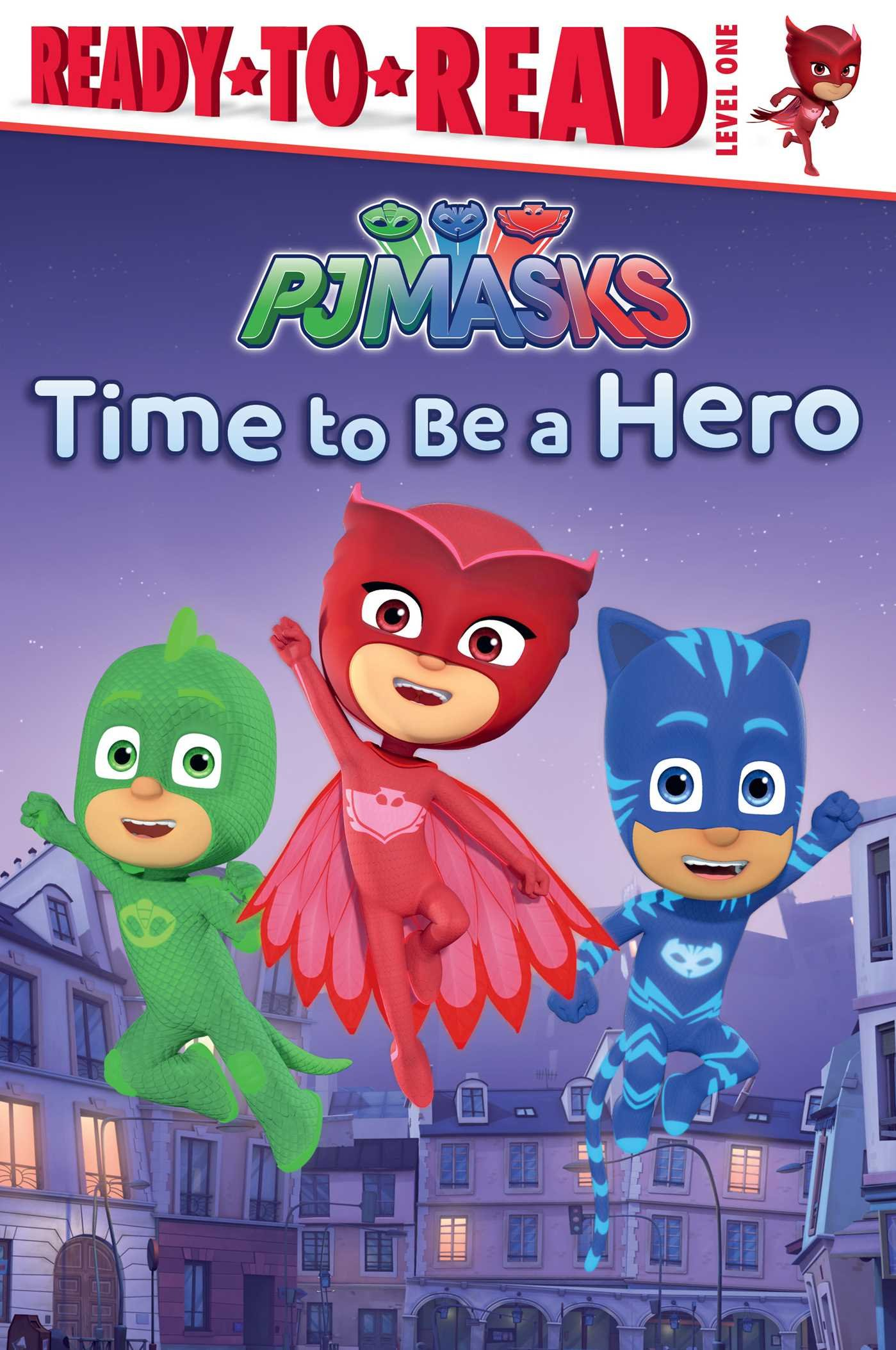 amazon time to be a hero pj masks daphne pendergrass style