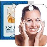 The Shave Well Company Original Anti-Fog Shaving Mirror | Fogless Bathroom Handheld Mirror for Men and Women | Long-Lasting R
