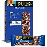 KIND Plus Double Dark Chocolate Nut, 40 Grams, 12 Count