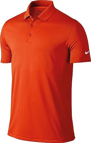 El polo de golf Nike Victory Hombres Solid - 12 Colores / SML ...