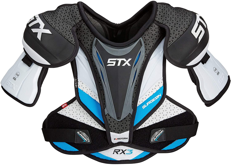 STX Ice Hockey Surgeon RX3 Senior Shoulder Pad : Sports & Outdoors
