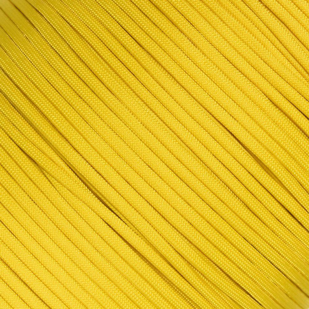 West Coastパラコード10 ' 25 ' 50 ' & 100 '足Hanks & 250 ' 300 ' 1000 'スプールWinder &バックルオプションタイプIII 7ストランド550コードパラシュートコード多くの色 – LargestパラコードSelection B076KJ4XPZ FS Yellow 100' with Winder 100' with Winder|FS Yellow