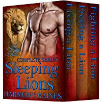 Sleeping Lions - Shifters Prime - Complete Series: BBW Lion Shifter Paranormal Romance (English Edition)