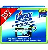 TARAX Traitement Fosse Septique 2 Sachets