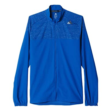 fcd326e09550f Image Unavailable. Image not available for. Color  adidas Supernova Storm  Mens Running Jacket ...