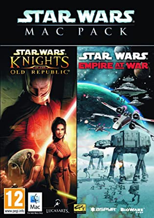 Star War Mac Pack: Empire at War / Knights of the Old Republic