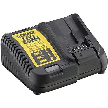 DEWALT DCB115-QW - Cargador XR para baterias de 10,8V - 14,4V - 18V carril Li-Ion