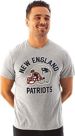 NFL New England Patriots Camiseta Hombre Casco Equipos Juego ...