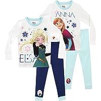 Disney Pijamas Paquete de 2 para Niñas Frozen