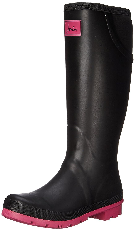 Joules Women's Neola Rain Boot B015JAJNA8 5 B(M) US|Black