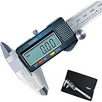 DIGI-Science Accumatic Digital Caliper Measuring Tool | 6 Inch Stainless Steel Electronic Vernier Calipers Measures up…