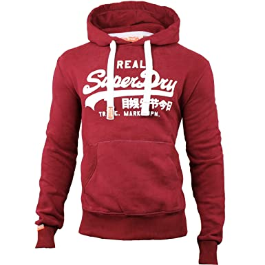 timeless design cd7d4 f818a Superdry Hoodie Pullover Sweater