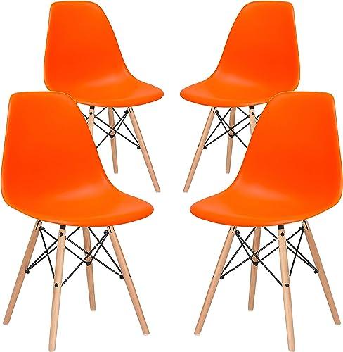 EdgeMod Modern Mid-Century Side Chair
