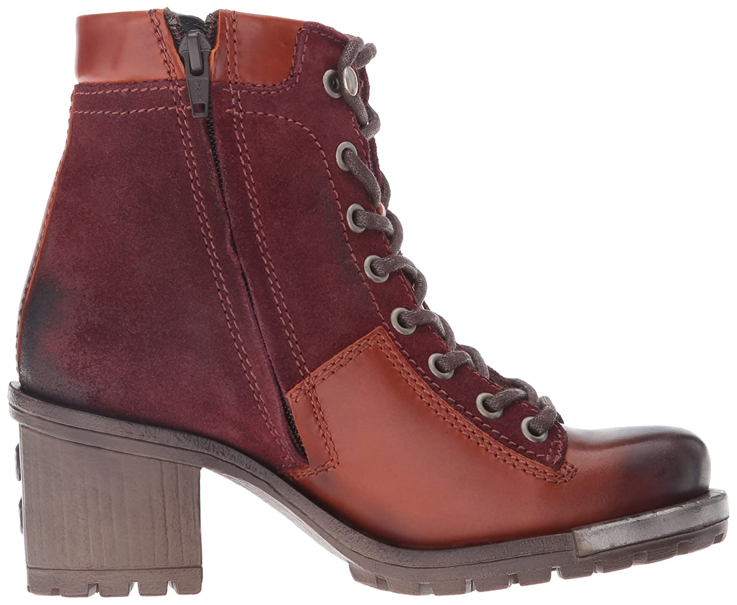 Fly London Women's Leal689fly Combat Boot B01DBXFNCW 6.5-7 37 M EU / 6.5-7 B01DBXFNCW B(M) US|Brick/Wine Oil Suede/Rug cfd77a