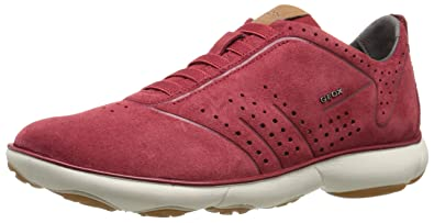 06ea108162 Geox U Nebula C, Men's Low-Top Sneakers: Amazon.co.uk: Shoes & Bags