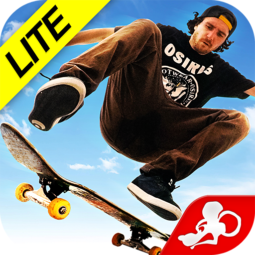 Free Skateboard Ramps - Skateboard Party 3 Lite ft. Greg Lutzka