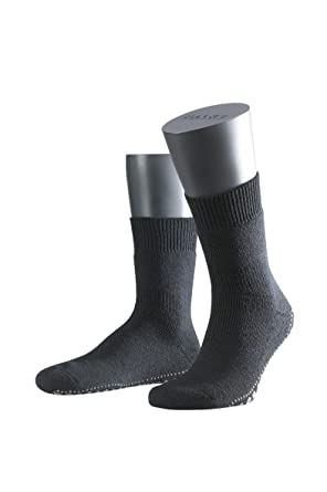 Falke Unisex Homepads 16500 Short Socks Anthra. Mel,2.5-5 UK