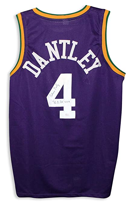 56cd7add7 ... low cost adrian dantley utah jazz autographed purple jersey  inscribedquothof 2008quot autographed autographed nba 1c07b b3f8f
