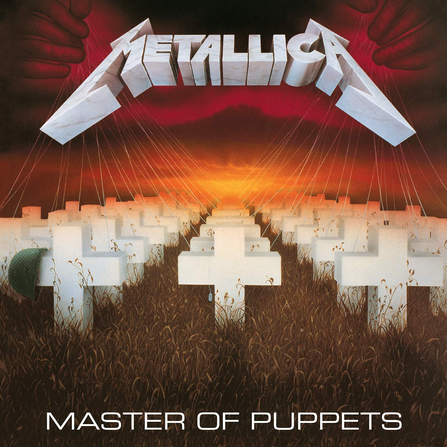 Master Of Puppets (Remastered)(Vinyl) by Blackened Recordings