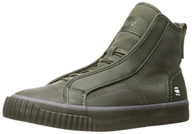 Mens Scuba Mix Hi-Top Sneakers G-Star AWB9EZRd