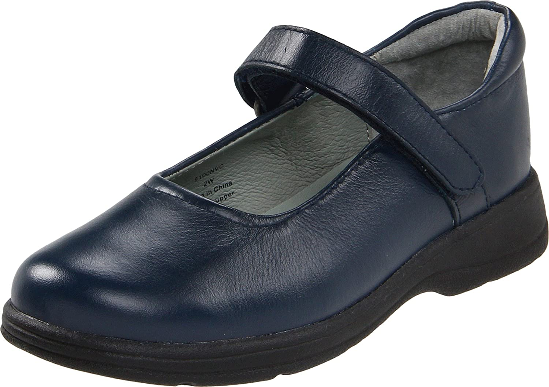 School Issue Prodigy 5100 Mary Jane Uniform Shoe (Toddler/Little Kid/Big Kid) B001LF2TGQ 12.5 M US Little Kid|Navy (1)