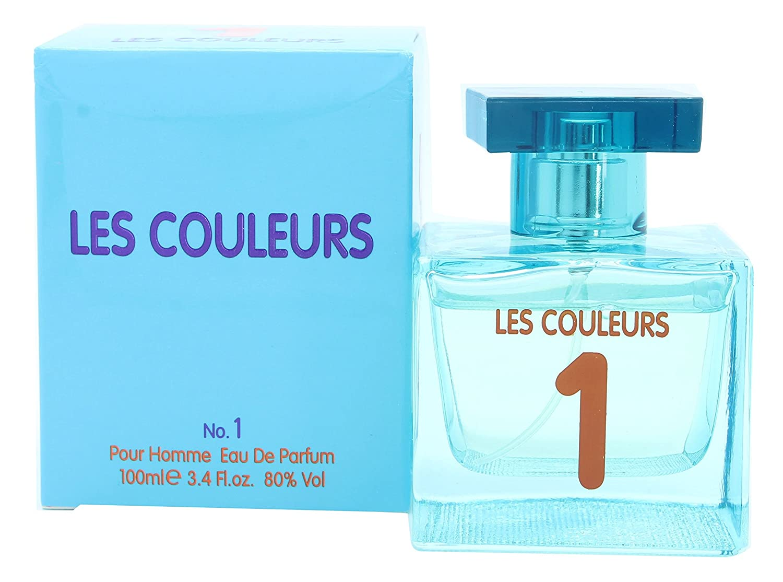 Laurelle Les Couleurs 1 Homme Eau De Parfum 100ml Spray Amazon Co