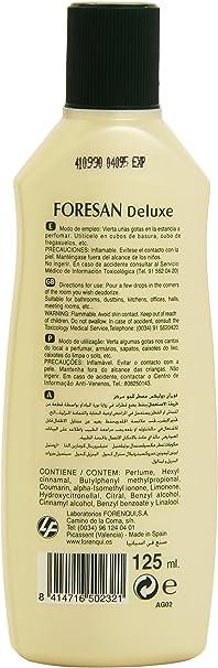 Foresan Deluxe Ambientador Concentrado - 125 ml: Amazon.es ...