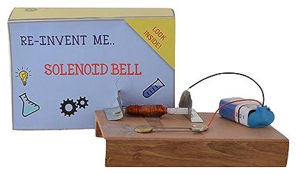 Buy ProjectsforSchool Electric Bell - Solenoid School