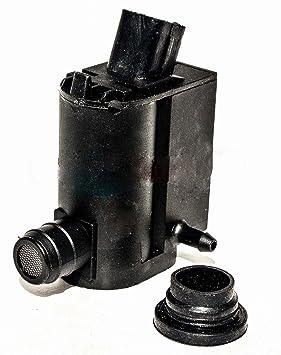 Parabrisas arandela bomba con arandela para Hyundai Accent Elantra Santa Fe - Kia Rio Sorento Spectra: Amazon.es: Coche y moto