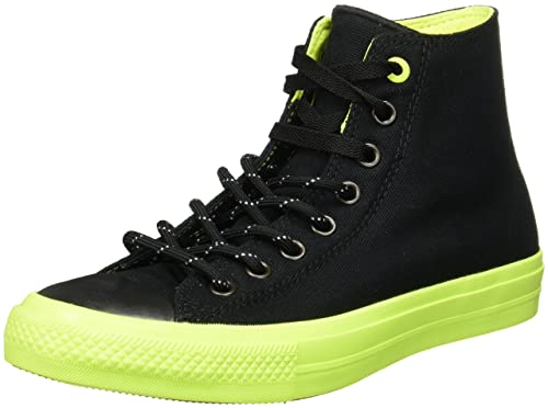 Black II Canvas casual Scarpe All Volt Taylor Hi Gum Star Chuck Tx7qwH