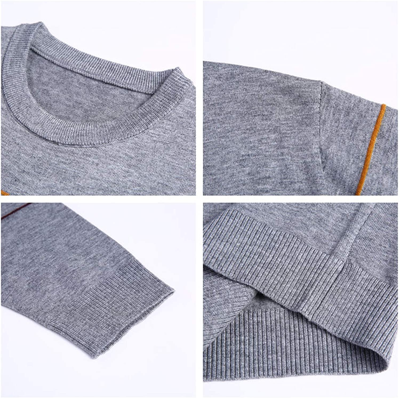 Cashmere Wool Sweater Men 2019 Autumn Winter Slim Warm Sweaters O-Neck Pullover Men Top