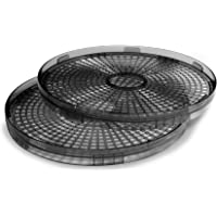 Salton DH1000F BPA Free Fruit Leather Trays for Food Dehydrator