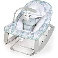 Keep Cozy 3-in-1 Grow with Me Bouncer & Rocker Infant to Toddler Seat - Spruce, Ages Newborn +