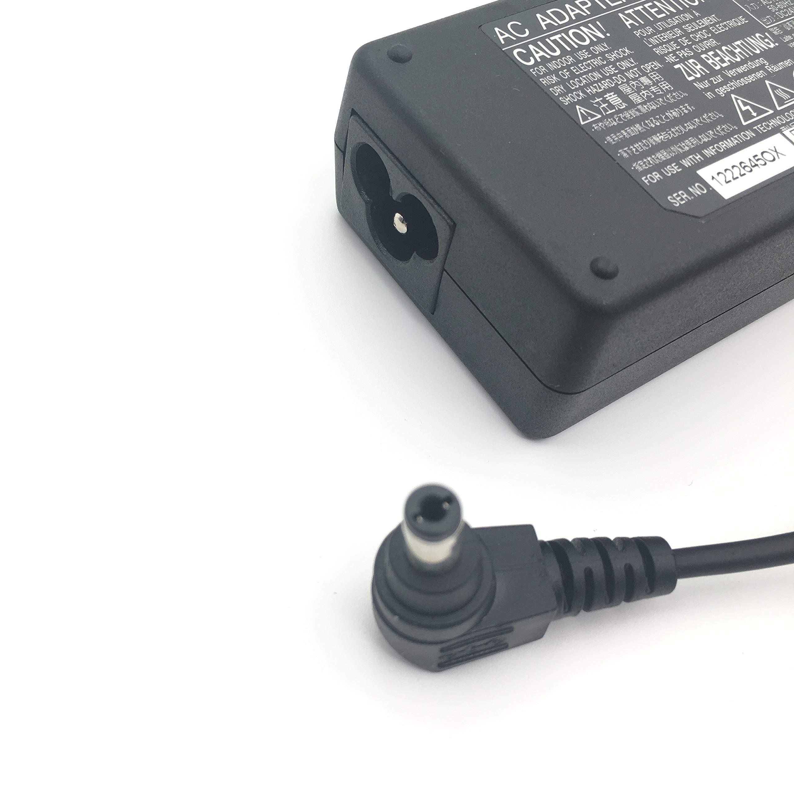 OKLILI PA03670-K905 PA03540-K909 AC Power Adapter Supply for Fujitsu fi-6130 fi-6140 fi-6230 fi-6240 fi-6130Z fi-6230Z fi-6140Z fi-6240Z fi-7160 fi-7260 fi-7180 fi-7280 fi-5120C fi-5220C fi-5530C